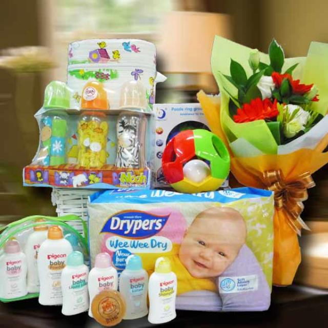 Baby Gift Hamper Delivery Singapore : Singapore florist buy flowers from florists