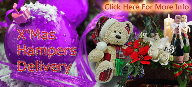 Singapore Christmas Hamper And Flowers Delivery
