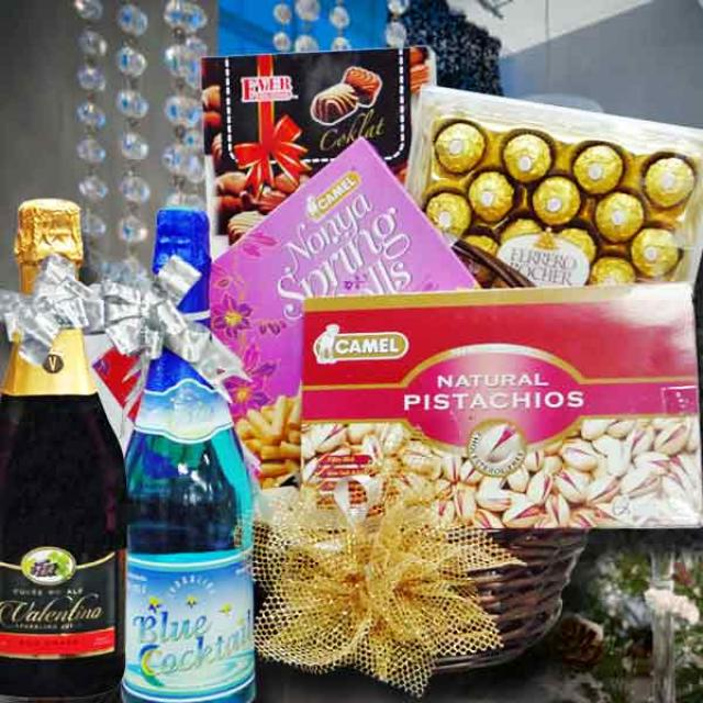 Christmas Hamper XM001