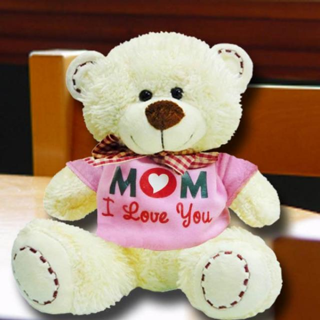 Add-on 20cm (MOM I love u) Bear