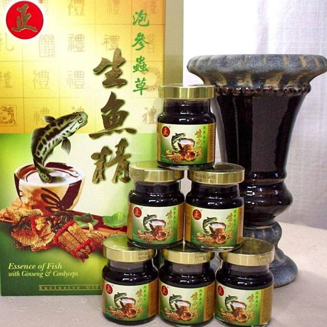 Add-on Essence of Fish with Ginseng & Cordyceps (70ml)