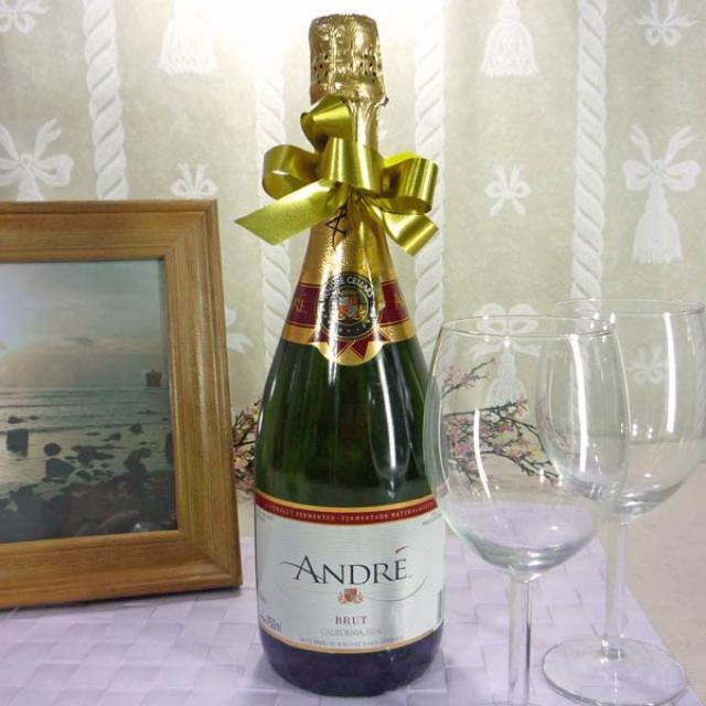 Add-on Andre Brut (75cl)California sparkling wine