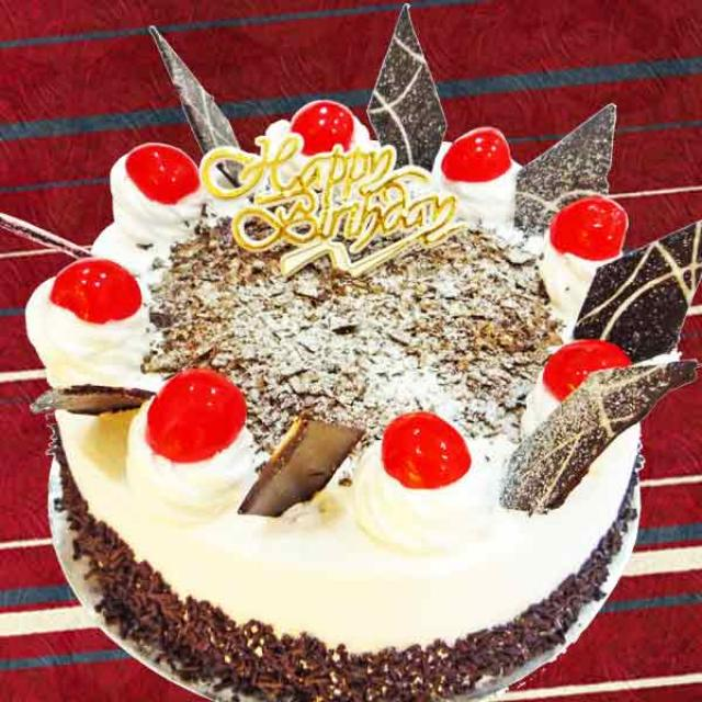 Add-on 1 kg Black forest Cake