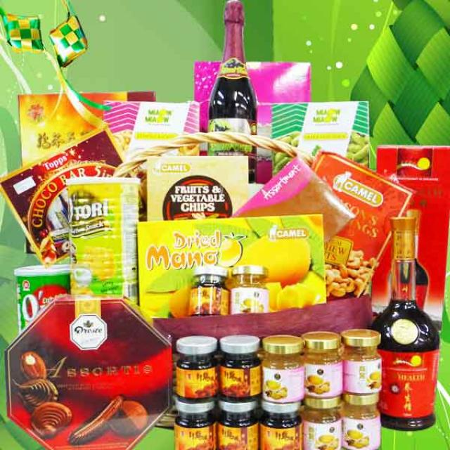 Singapore Online Halal Tonic Hampers HL013