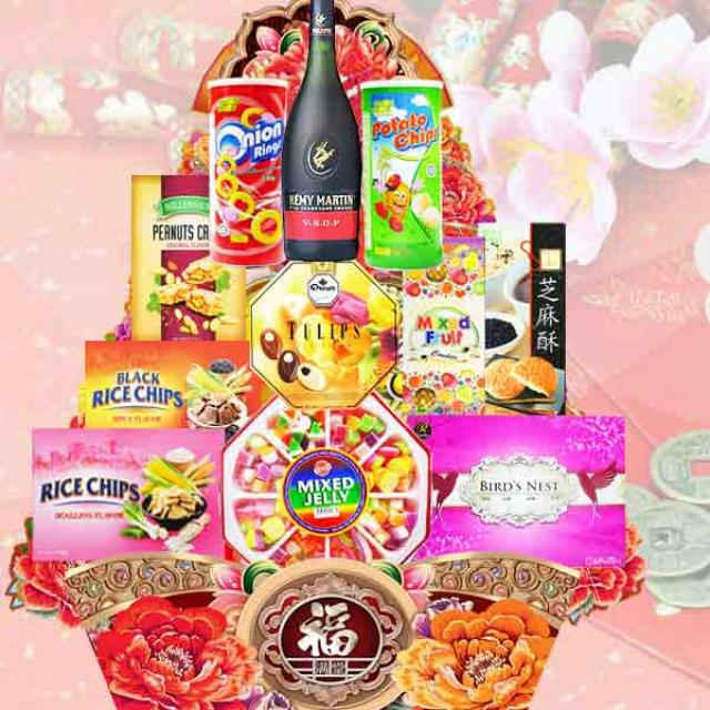 Chinese New Year Hampers CY026