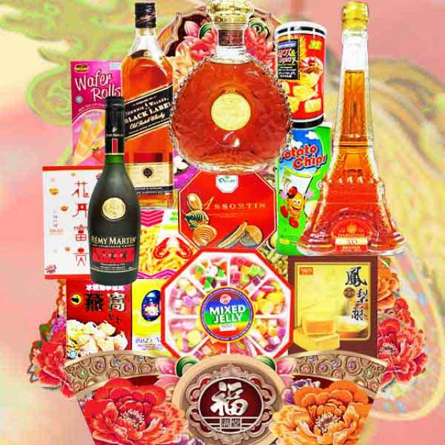 Chinese New Year Hampers 88 Huat