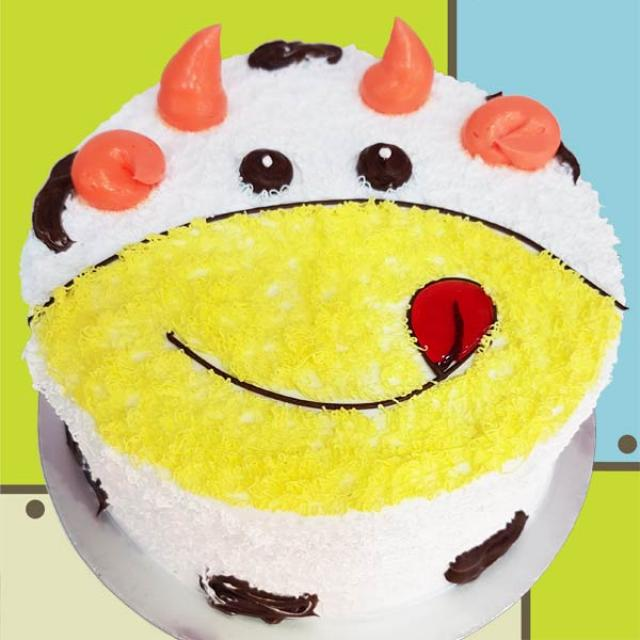 Cow Cake 1 Kg