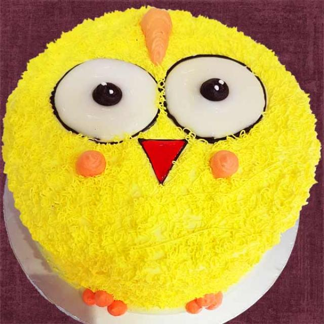 The Little Chick Cake Cake 1Kg