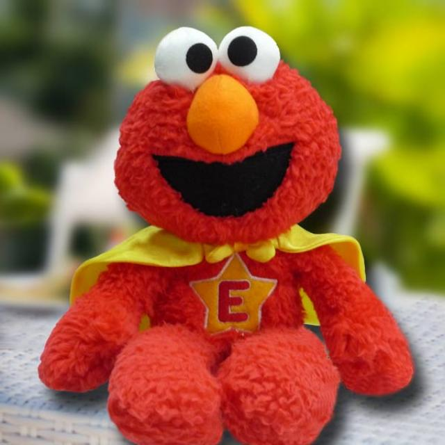 Add-On Elmo Plush Toys 30cm Height
