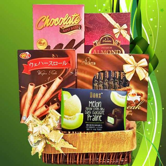 Singapore Halal Hamper Delivery HL018