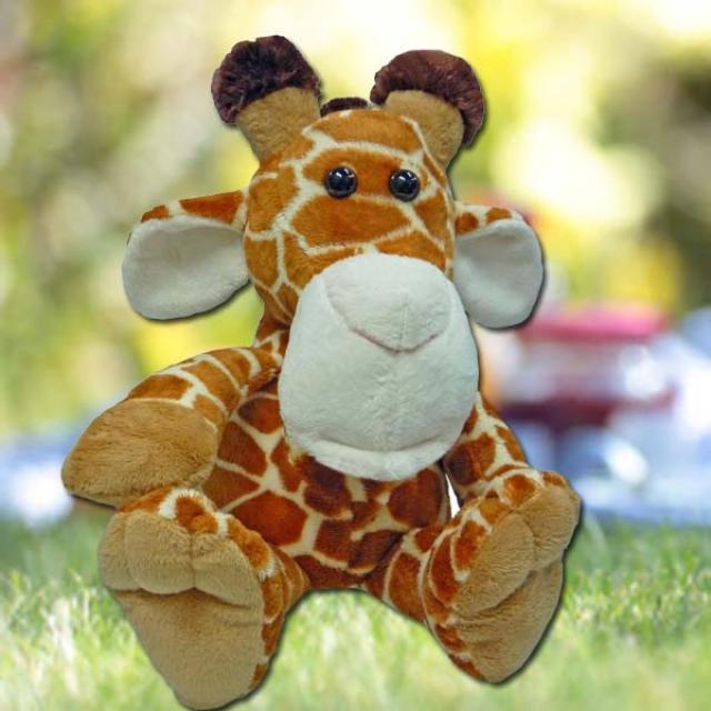 "Add-On 8"" Giraffe Stuffed Toy"