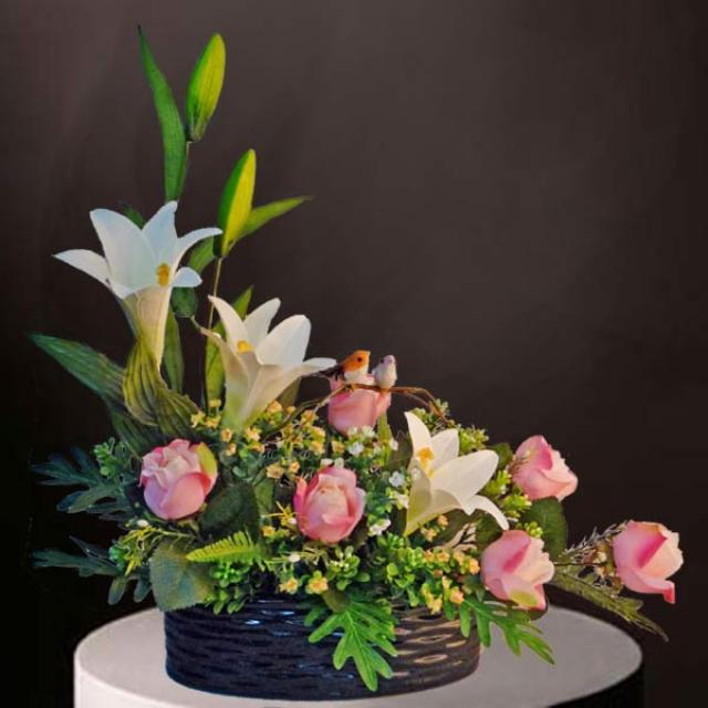 Flower Centerpiece Singapore : Artificial flowers flower singapore