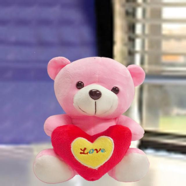 Add-On 16cm Love Teddy Bear