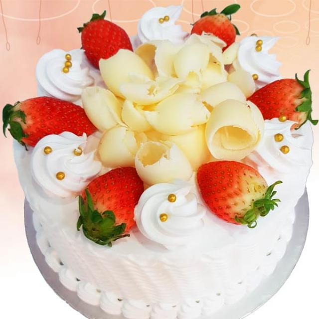 "Add-On ""Strawberry Snow land"" Sponge 0.5Kg"