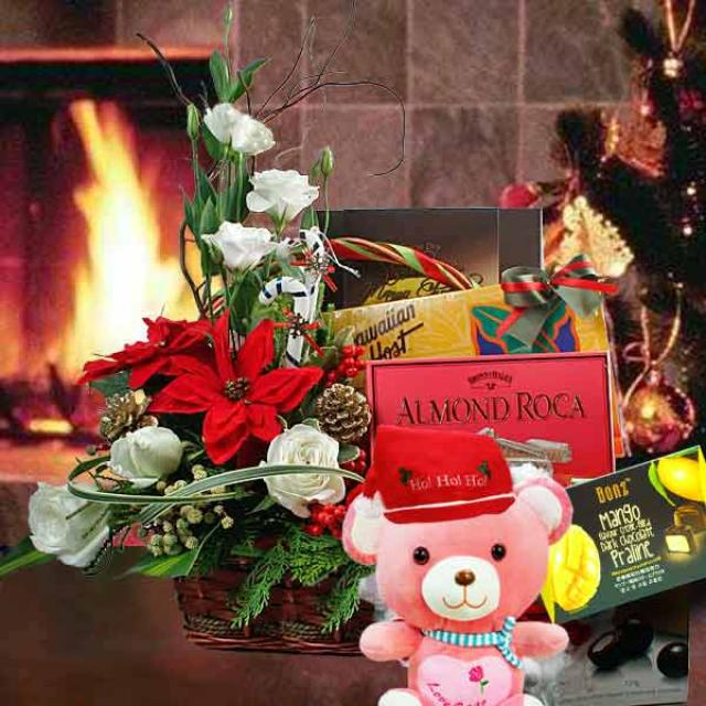 Christmas Hamper & Gift Basket XM118
