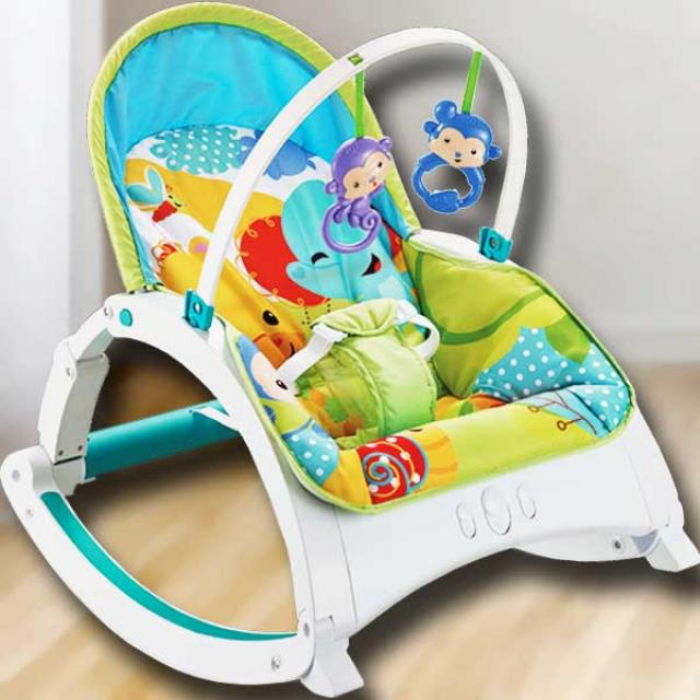 Baby Toddler Rocker (Pls Order 1 Day in Advance)