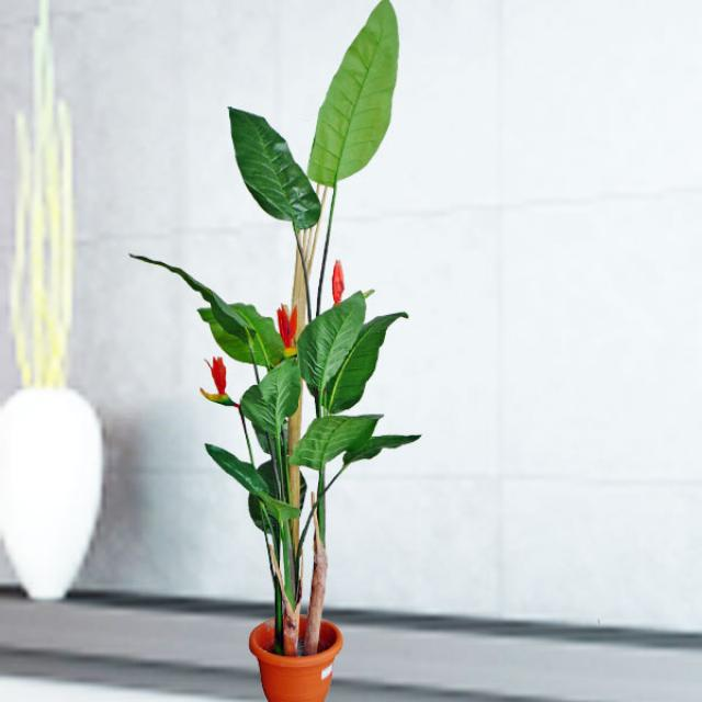 Artificial Bird of paradise Plants 2 Meter Height