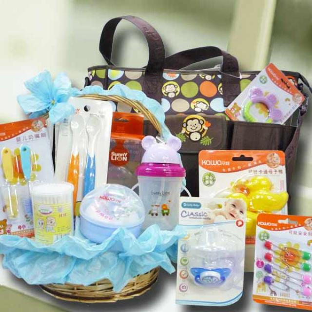 Baby Boy Hamper BB091