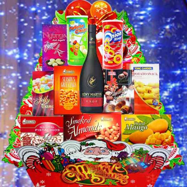 Christmas Gift & Hamper Delivery XM132