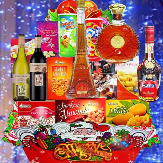 Christmas Hamper Delivery XM136