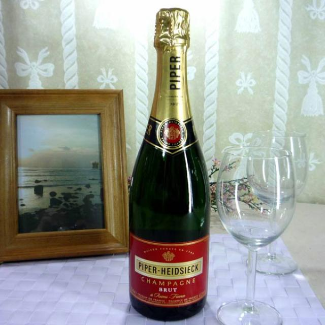 Add-on Piper Heidsieck Brut NV (75cl) Champagne