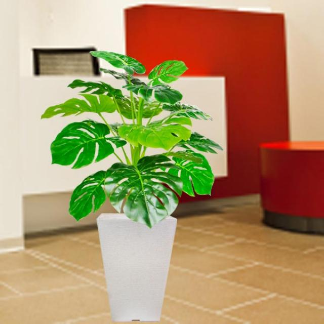 Artificial Monstera Plant 70cm Height