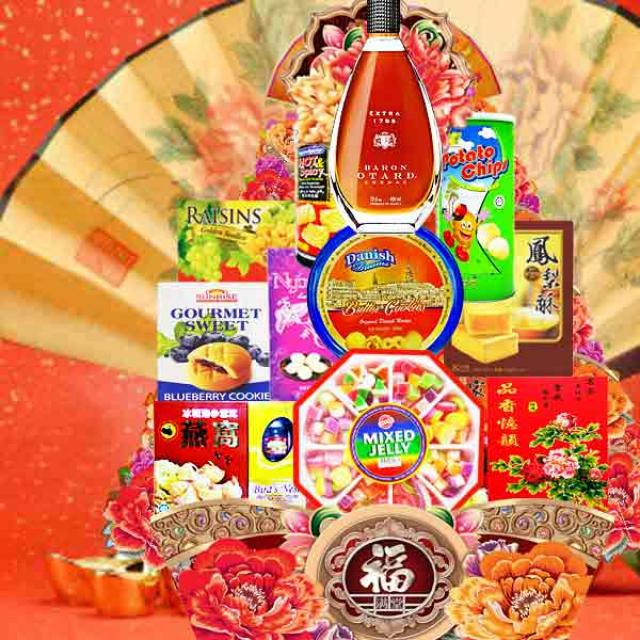 Lunar New Year Hamper Delivery