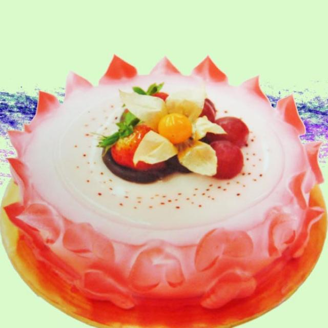 "Add-On ""Lotus Flower"" cake 1 KG"