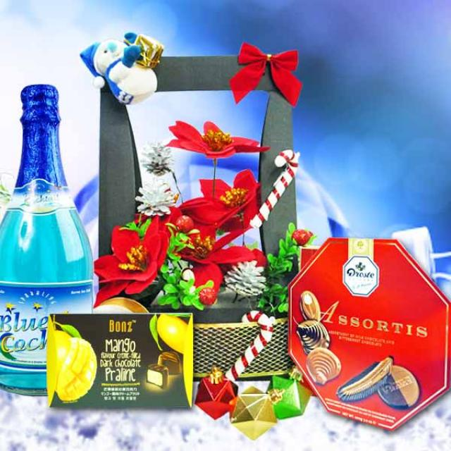 Singapore Christmas Hamper Delivery