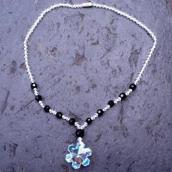 Lucky Star Crystal Necklace