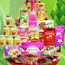 Halal Gift Hamper Singapore Delivery HL015