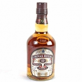 Add On Chivas Regal Premium Scotch Whisky ( 12 Years ) 75cl