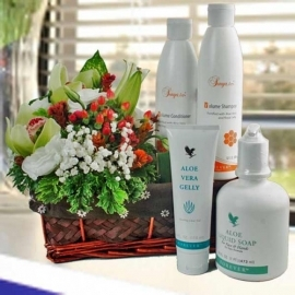 USA Skin Care Gifts & Orchids