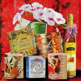 Chinese New Year Tea Hamper CY057