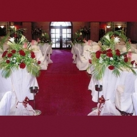 Wedding Event Decoration( Pls call for quotation)